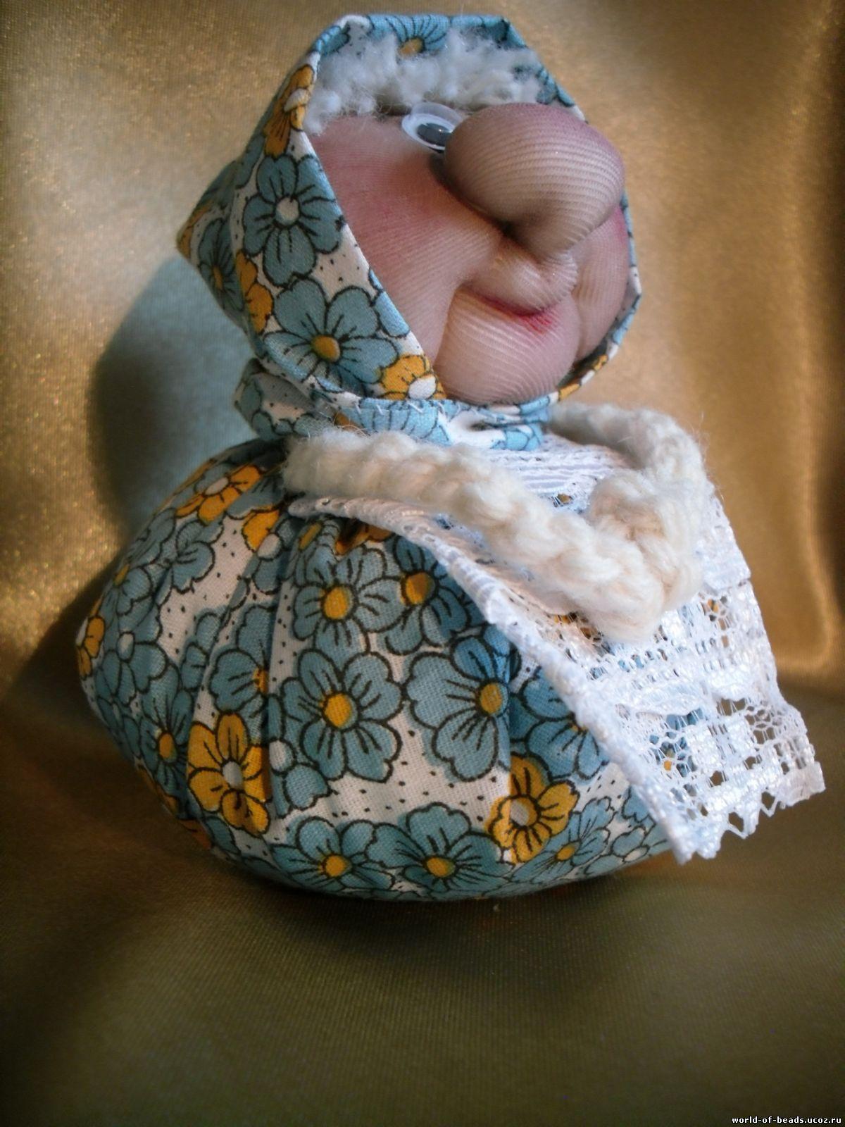 Кукла -оберег Благополучница : мастер-класс изготовления своими руками 38